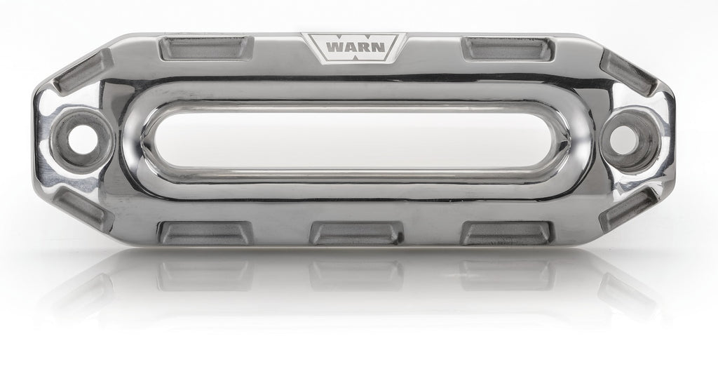 WARN 100660 Epic Series Hawse Fairlead, Polished, for Truck, Jeep, SUV