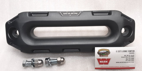 WARN 100725 Epic Series Hawse Fairlead, Gunmetal