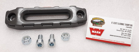 WARN 100968 Epic Hawse Fairlead for ATV/UTV Winches 4000 lb and over