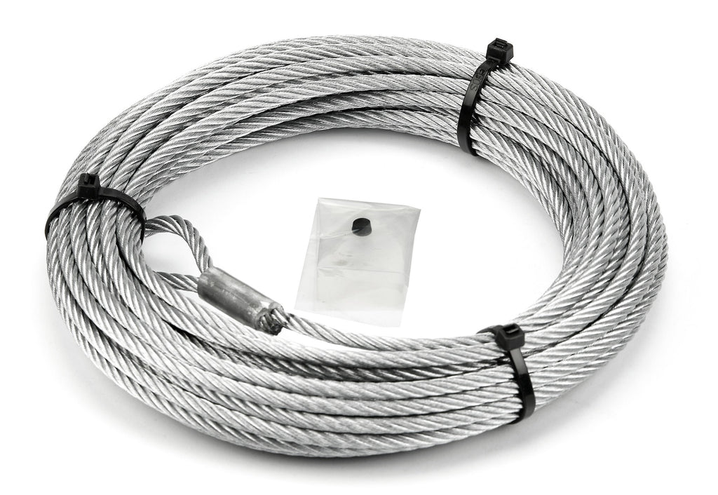 "WARN 100972 Winch Wire Rope for VRX 35, AXON 35, 7/32"" x 50'"