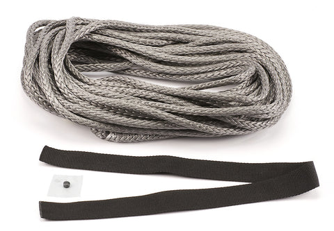 "WARN Synthetic Winch Rope for VRX 45, AXON 45, 55, 1/4"" x 50'"