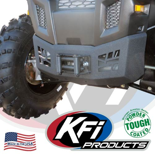 KFI 101180 ATV Winch Mount for 2014-19 Polaris ACE