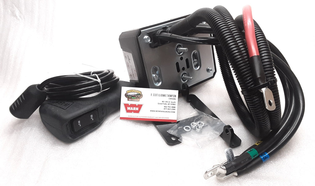 WARN 101577 Winch Control Pack for 9.5xp, 9.5xp-s