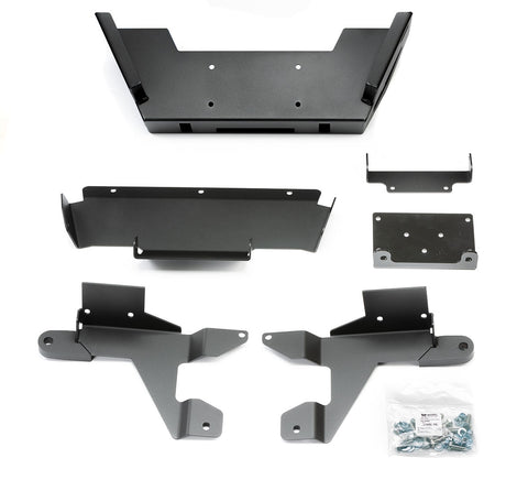 WARN 101694 Winch Mount/Bumper Combo for 2016-19 Can Am Maverick 1000R