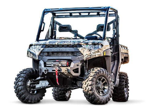 WARN 101708 Polaris Ranger XP Bumper
