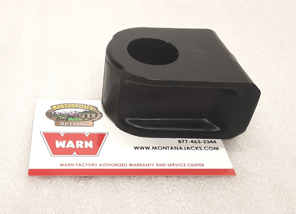WARN 102050 Epic Sidewinder Isolator, BLACK