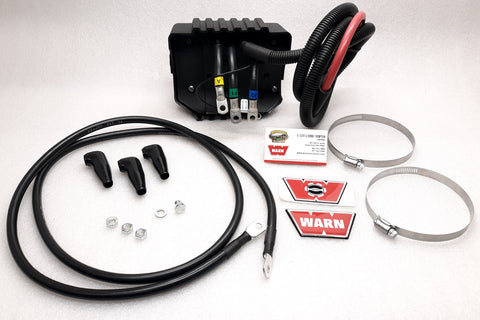 WARN 102339 Winch Control Pack for M8274-70, Contactor