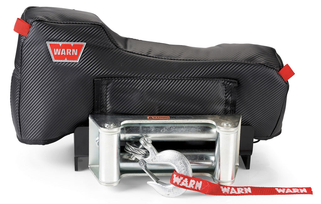 WARN 102641 Stealth Series Winch Cover