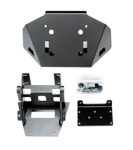 WARN 106612 Winch Mount/Bumper Combination for 2020 Kawasaki KRX1000