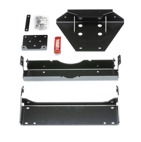 WARN 106720 UTV Front Plow Mount for 2019-21 Kawasaki Mule Pro MX