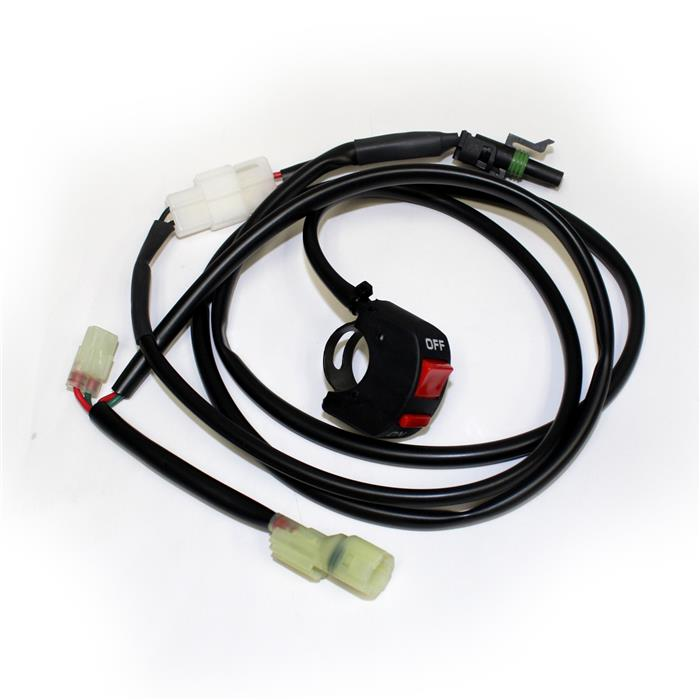 BAJA DESIGNS 129040 Honda LED EFI Harness 10-12 CRF25R/CRF450R