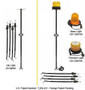 MONTANA JACKS CB 1300 Cautionary Light Beacon