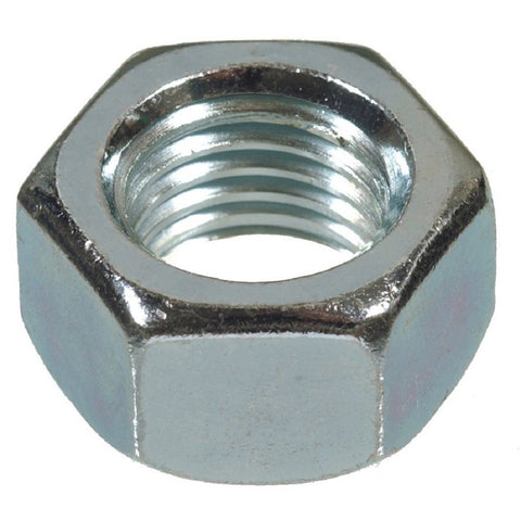 WARN 13455 - Hex Nut, M8 x 1.25, Grade 8.8, Steel