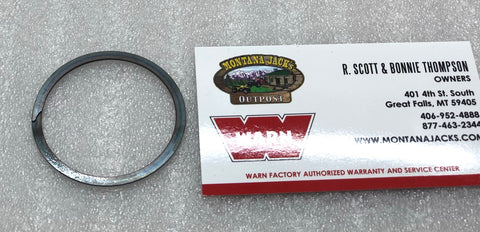WARN 13827 Midrange Retaining Ring, EARLY XD9000i Winches