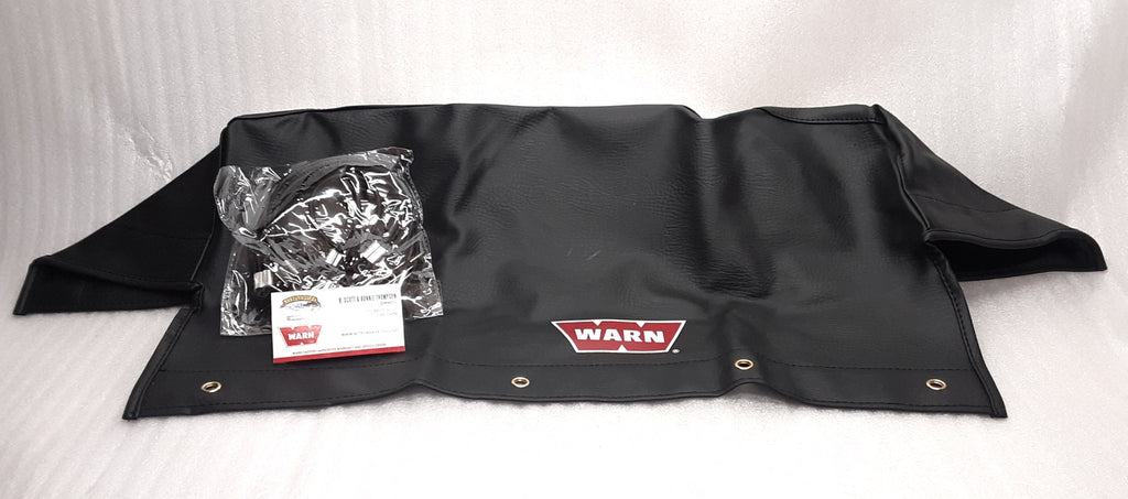 WARN 18250 Winch Cover for XD9000i, 9.5ti, 9.5cti, HS9500i