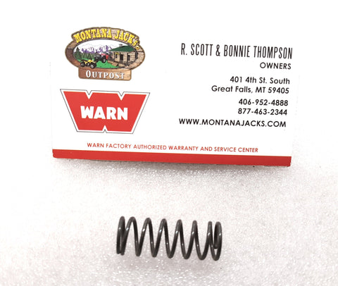 WARN 21883 Clutch Return Spring for A2000, A2500 ATV Winch