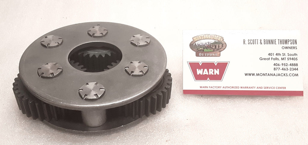 WARN 25625 Stage 3 Carrier Gear for early XD9000i