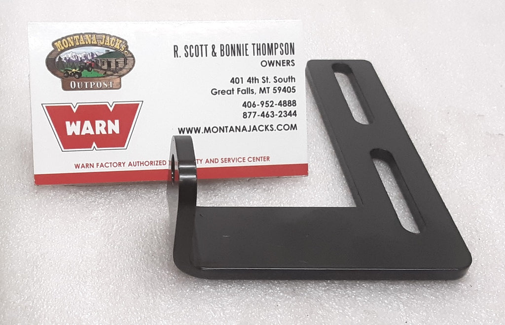 WARN 26368 Control Pack Bracket for Midframe Winch