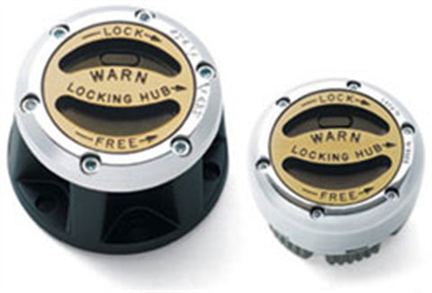 WARN 28761 Premium Manual Hubs for Toyota 4 Runner and T10