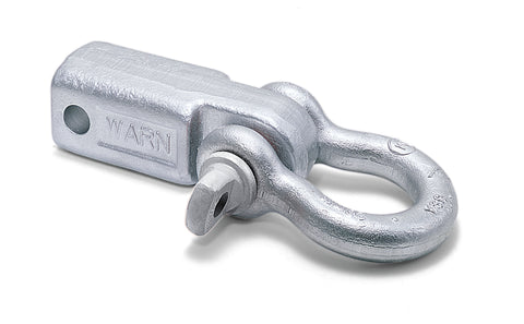 "WARN 29312 - 2"" Receiver Shackle Bracket, Includes 3/4"" Shackle"