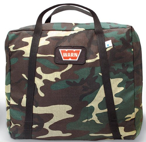 WARN 29491 Camouflage Winch Accessory Bag