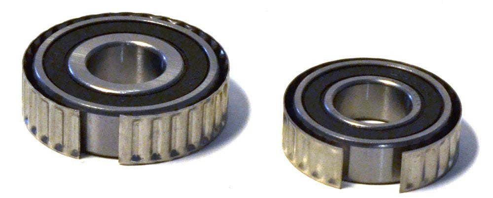 WARN 31672 Bearing with Tolerance Ring for Series 9-C, 12-A, 12-C, 18-A Winches