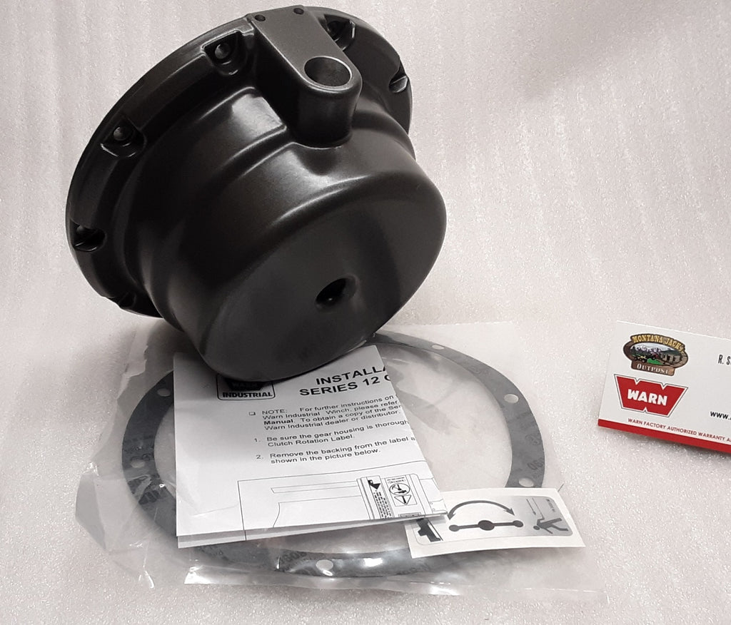 WARN 31684 Gear End Housing for Series 12, 15 Industrial Winch