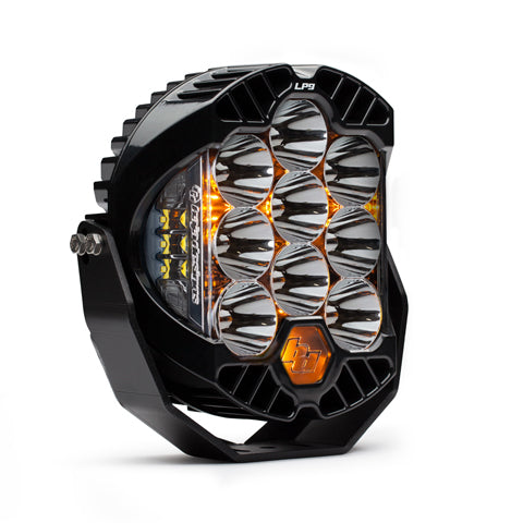 BAJA DESIGNS 320001 LED Light Pods High Speed Spot Pattern Clear LP9 Series