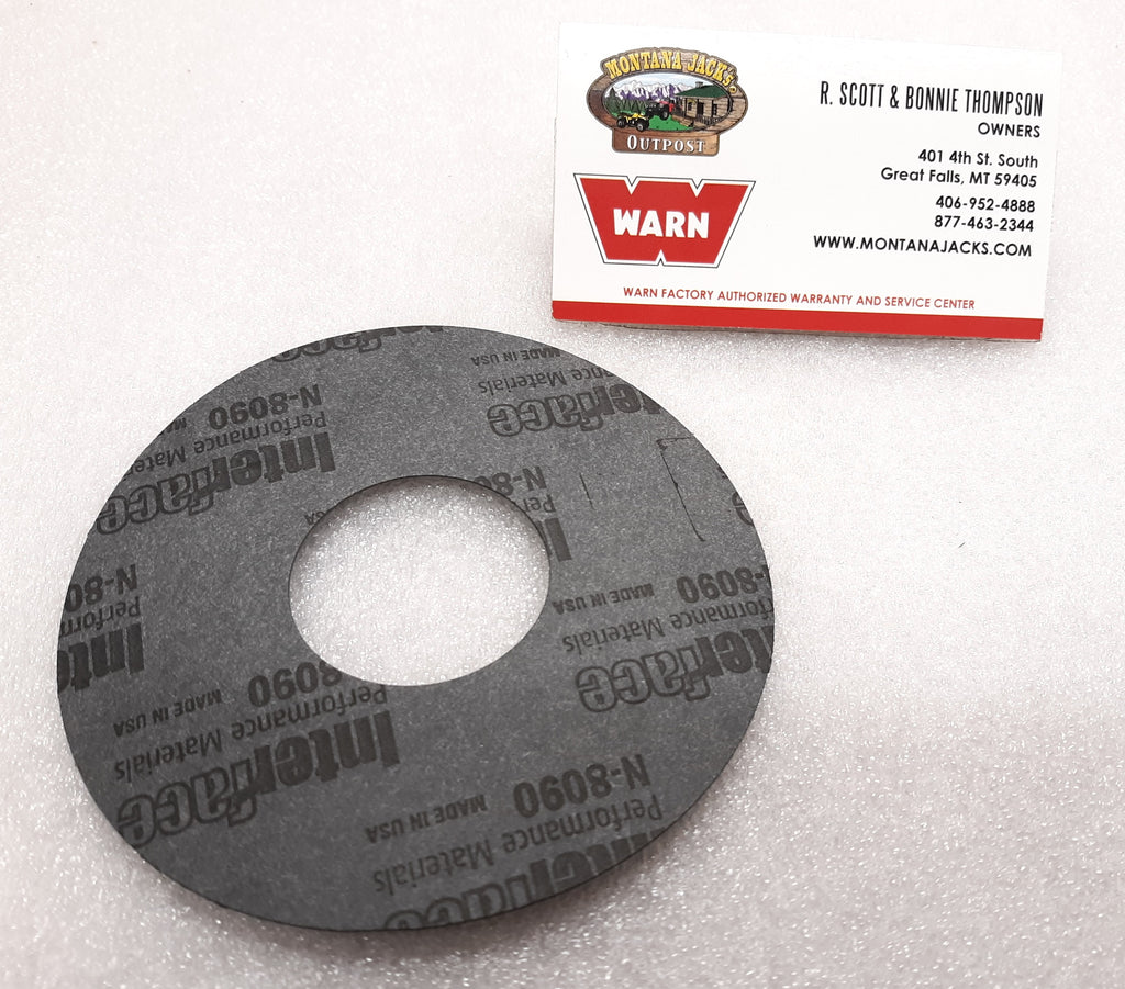 WARN 32062 Drum Mask for Large Frame Winch