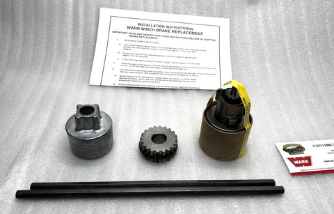 WARN 32455 Brake Assembly Kit