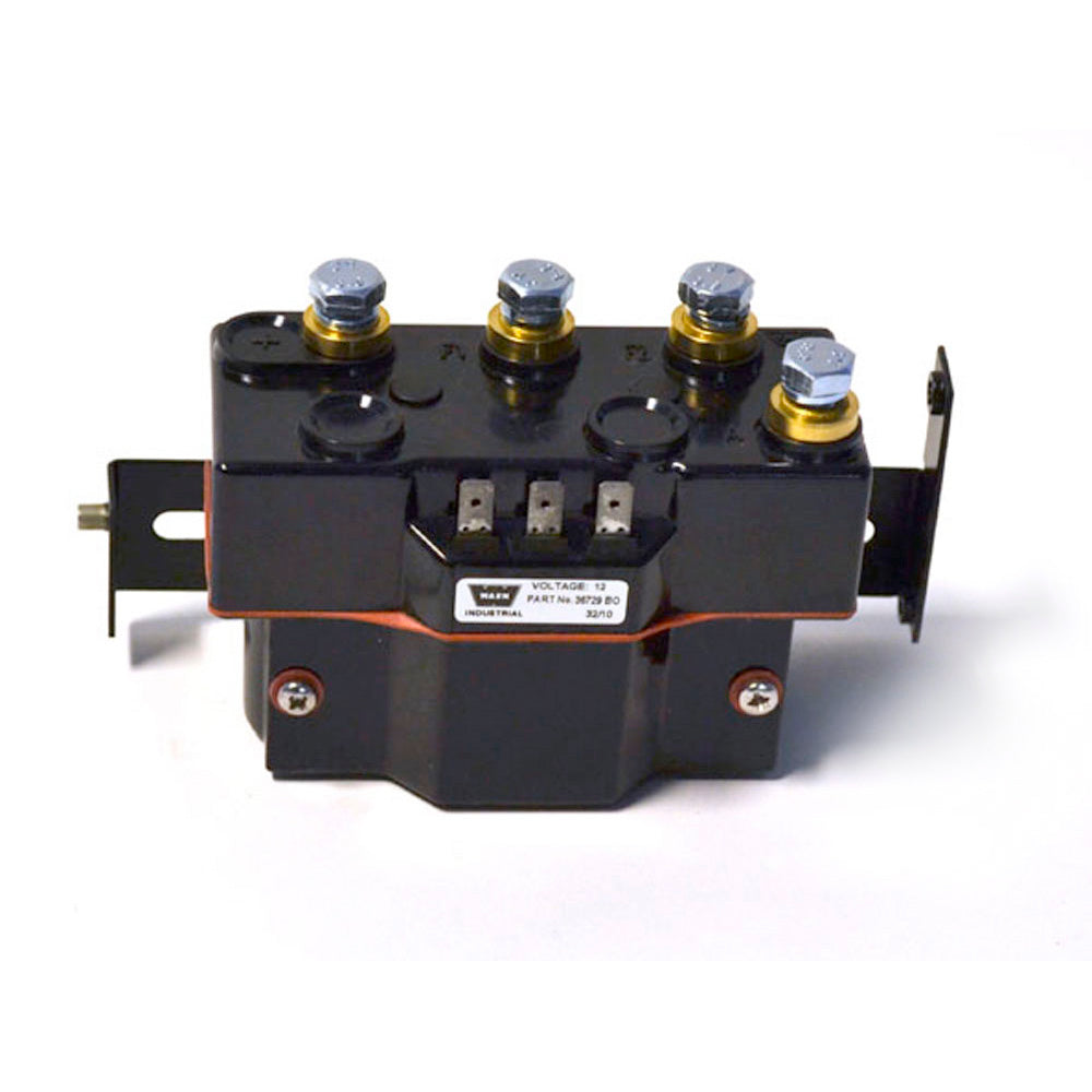 WARN 34977 Winch Contactor 12v, for Series 9, 12, 15 Industrial Winches