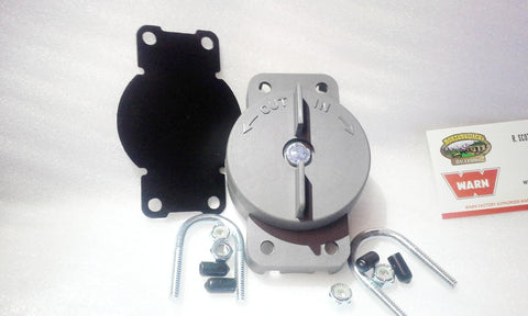 WARN 36015 Paddle Style ATV Winch Control Switch for WARN A2000 on