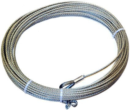 WARN 38311 Wire Rope for M8274-50 Winch, 5/16 in. x 150 ft