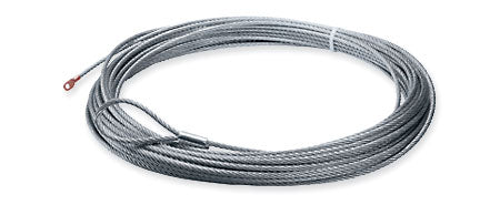 "WARN 38423 Winch Wire Rope, 3/8"" x 125', for M12000, Replacement Cable"