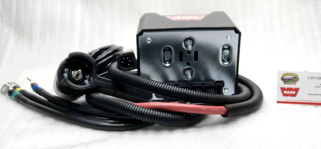 WARN 38842 Winch Control Pack, for XD9000, M5000, M6000, M8000