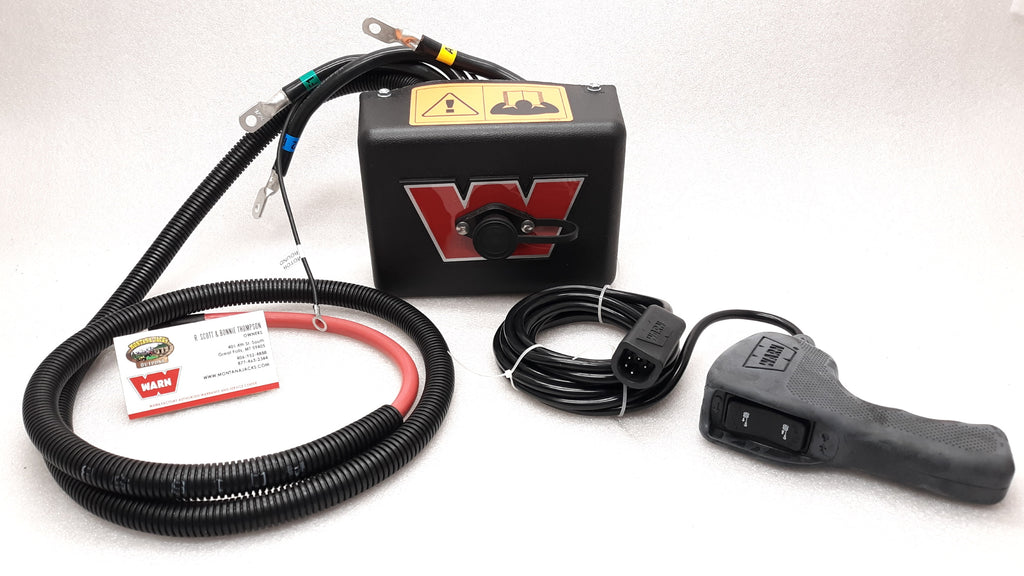 WARN 38844  Winch Control Pack, 12v for M12000, M15000