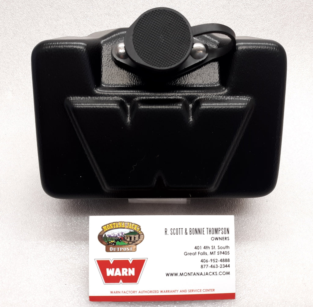 WARN 39603 Industrial Hoist Control Pack, for 24-Volt Series Wound Motors