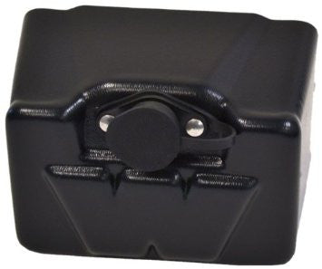 Warn 36648 Control Pack Cover for Series 9, 12, 15 Industrial Winch