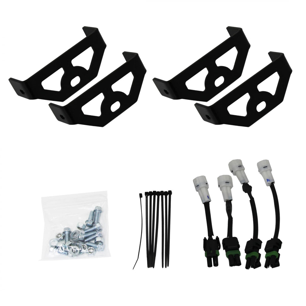 BAJA DESIGNS 447009 Yamaha YXZ Headlight Replacement Kit Sport