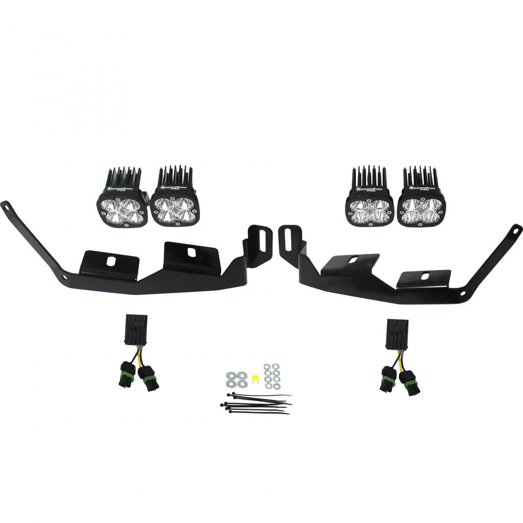 BAJA DESIGNS 447013 Polaris Headlight Kit 2014-Present RZR XP1000/RS1 Pro