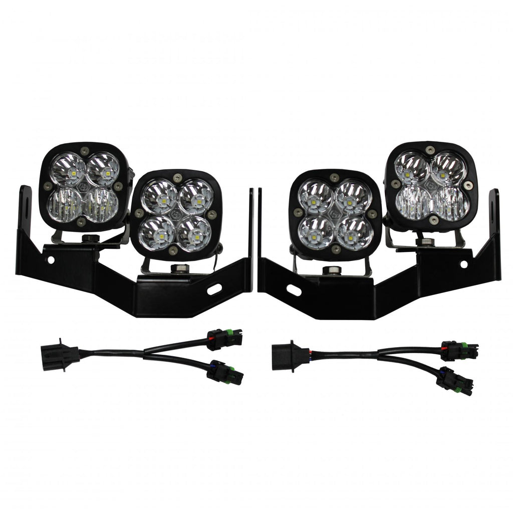 BAJA DESIGNS 447022 Polaris RZR 900 Headlight Kit 11-14 Unlimited