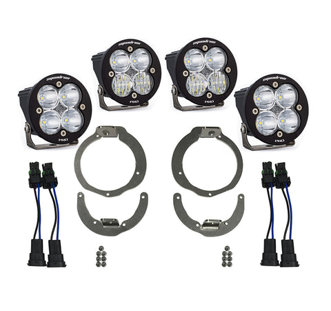 BAJA DESIGNS 447045 Can-Am Headlight Kit 13-16 Maverick/11-16 Renegade Kit Pro