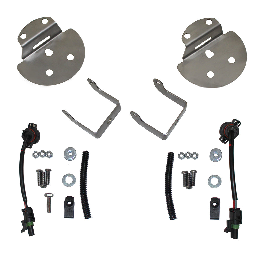 BAJA DESIGNS 447582 Colorado/Canyon Fog Pocket Mounting Kit 15-16 Canyon/Colorado
