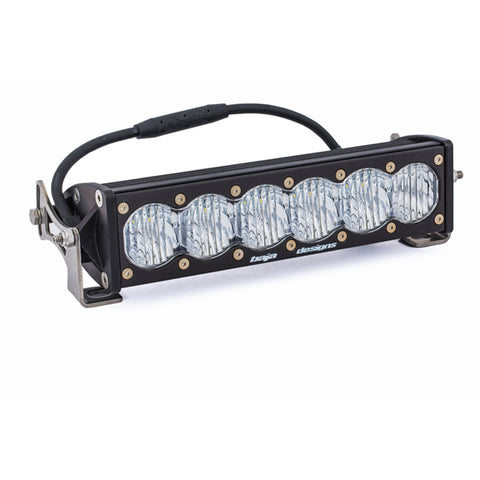 BAJA DESIGNS 451004 10 Inch LED Light Bar Wide Driving OnX6
