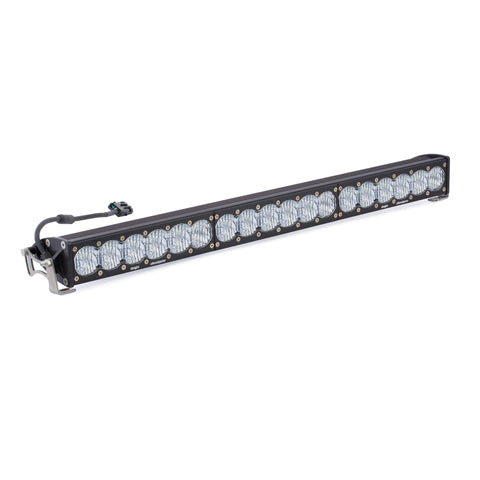 BAJA DESIGNS 453004 30 Inch LED Light Bar Wide Driving Pattern OnX6 Series