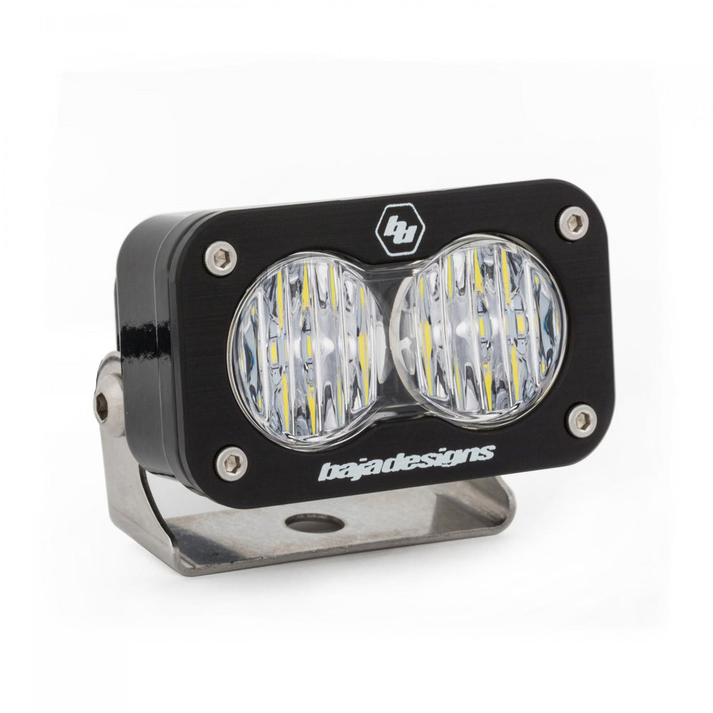 BAJA DESIGNS 480005 LED Work Light Clear Lens Wide Driving Pattern S2 Pro