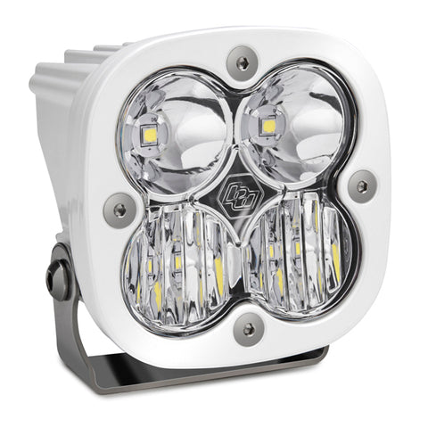 BAJA DESIGNS 490003WT LED Light Pod White Clear Lens Driving/Combo Pattern Squadron Pro