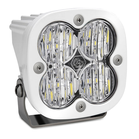 BAJA DESIGNS 490005WT LED Light Pod White Clear Lens Wide Cornering Pattern Squadron Pro