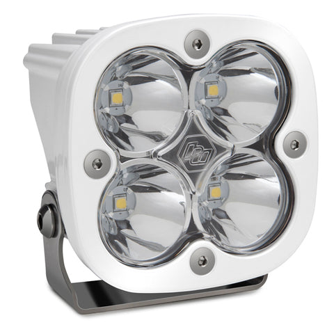 BAJA DESIGNS 490006WT LED Light Pod White Clear Lens Work/Scene Pattern Squadron Pro