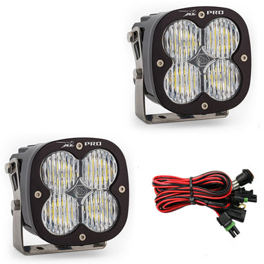 BAJA DESIGNS 507805 LED Light Pods Wide Cornering Pattern Pair XL Pro Series